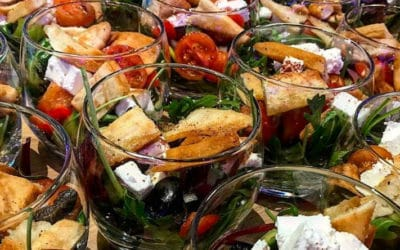 Creative Catering: Ideas For Your Business Event