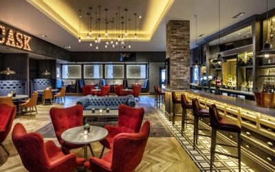 DoubleTree By Hilton Glasgow Central Scoops Venue Of The Year