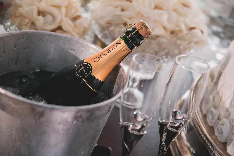 Champagne Tasting Getaway at Fishmore Hall