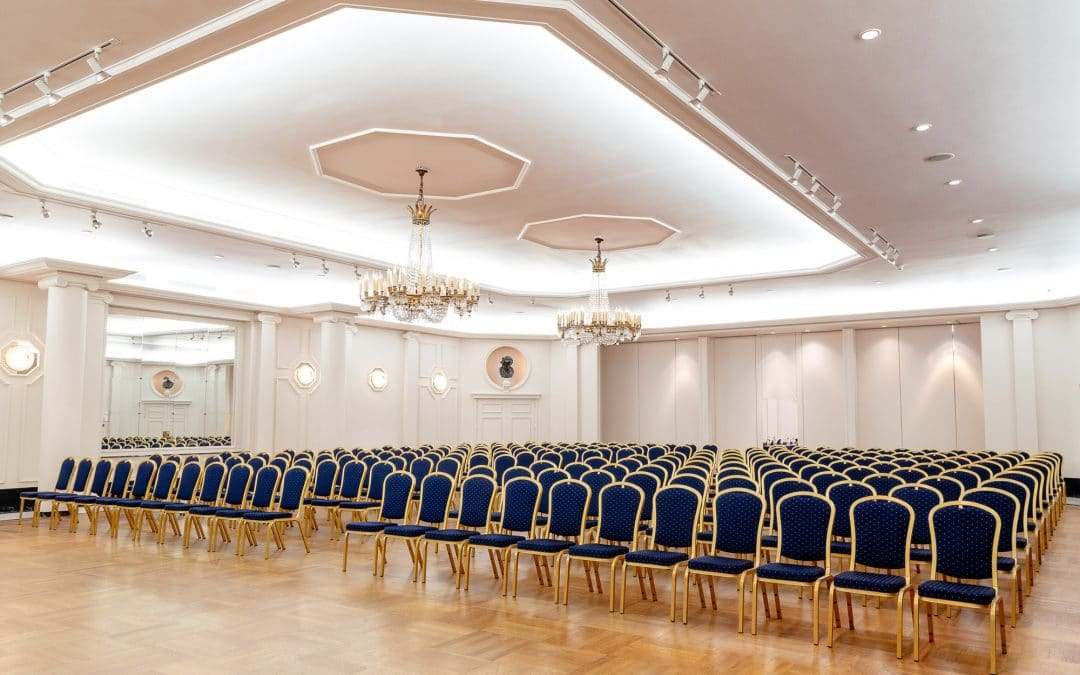 Business In Brussels at Hotel Metropole