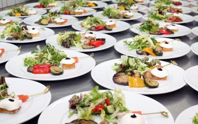 EVENT CATERING FOR SUMMER SLIMMERS
