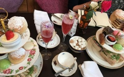 A Very Cheshire Afternoon Tea