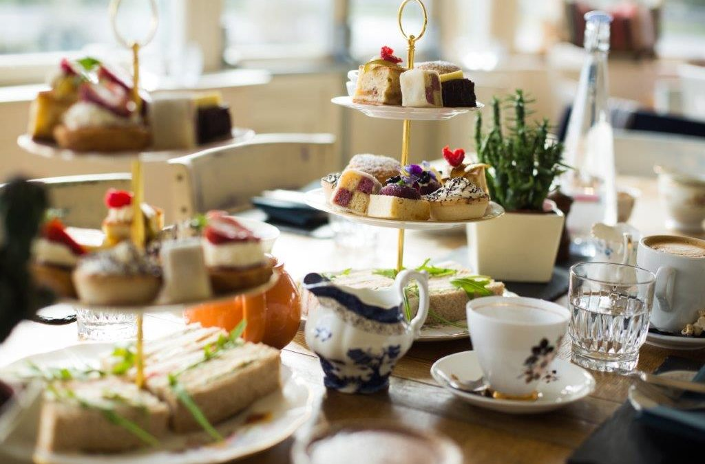 Afternoon Tea With A Slice Of History At The Courthouse