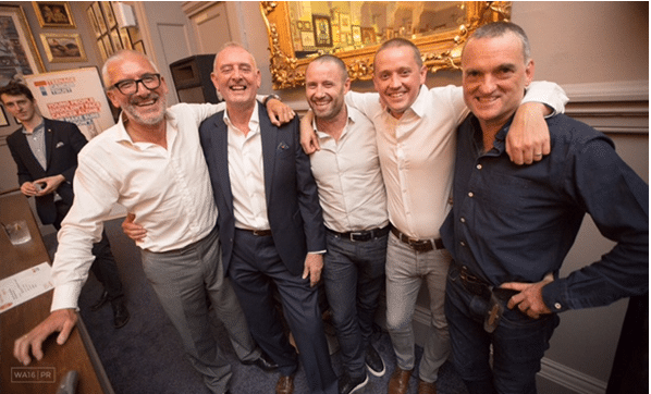 The Great Shave Off Raises £30,000 For Children's Cancer Charities