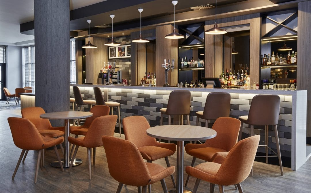Perception Sales and Marketing PR team news: Jurys Inn Nottingham completes £2.2M investment