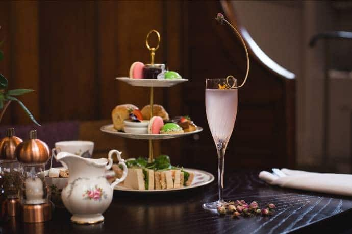 The Courthouse Cheshire launches a festive afternoon tea