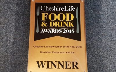 Cheshire-Life-Food-and-Drink-Awards-Newcomer-of-the-Year-Award-Pic-1-400x250 The Courthouse, Cheshire