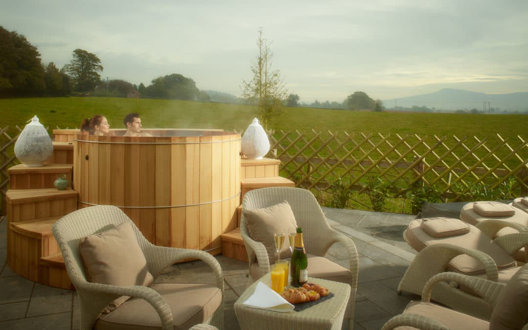 Spring Spa Getaway At Fishmore Hall