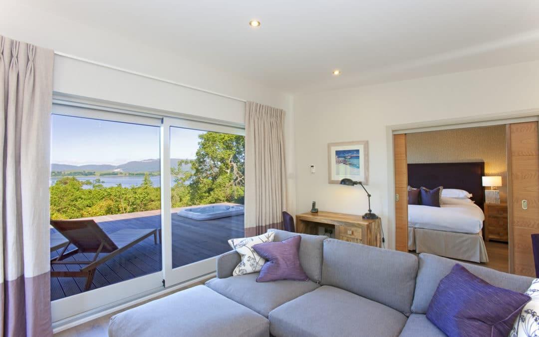 Decadent Spa Staycations on the Isle of Eriska