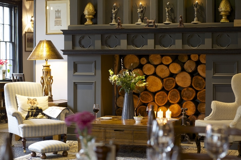 January hotel break – banish the January blues at The Vicarage, Cheshire