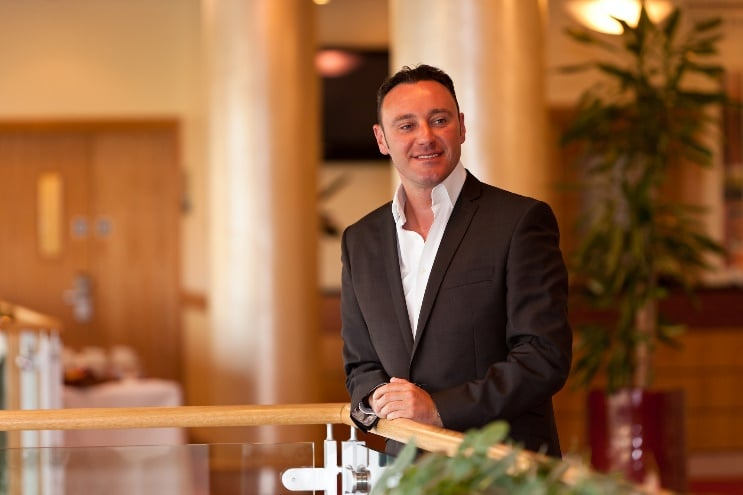 Jurys Inn Welcomes Damien Doyle