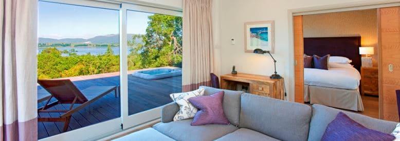 IOE Decadent Spa Staycations on the Isle of Eriska