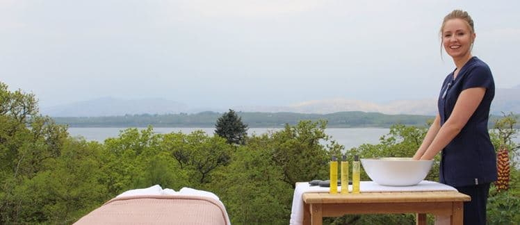 IOE2 Decadent Spa Staycations on the Isle of Eriska