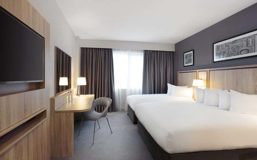 Jurys Inn Watford Adds A Little Style