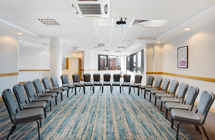 New Meetings and Events Space For Jurys Inn Liverpool