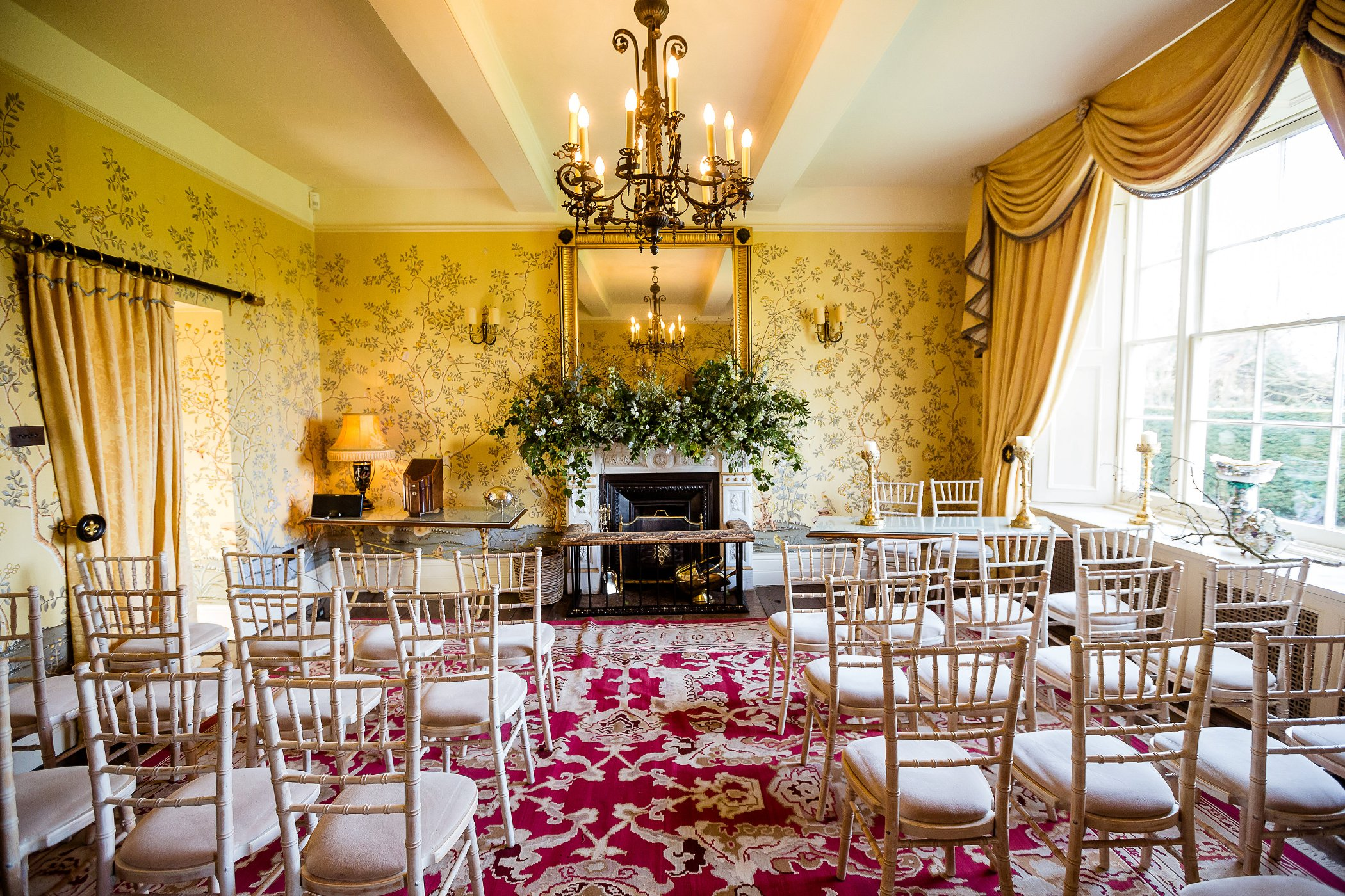 24 Winter Weddings at Dewsall Court