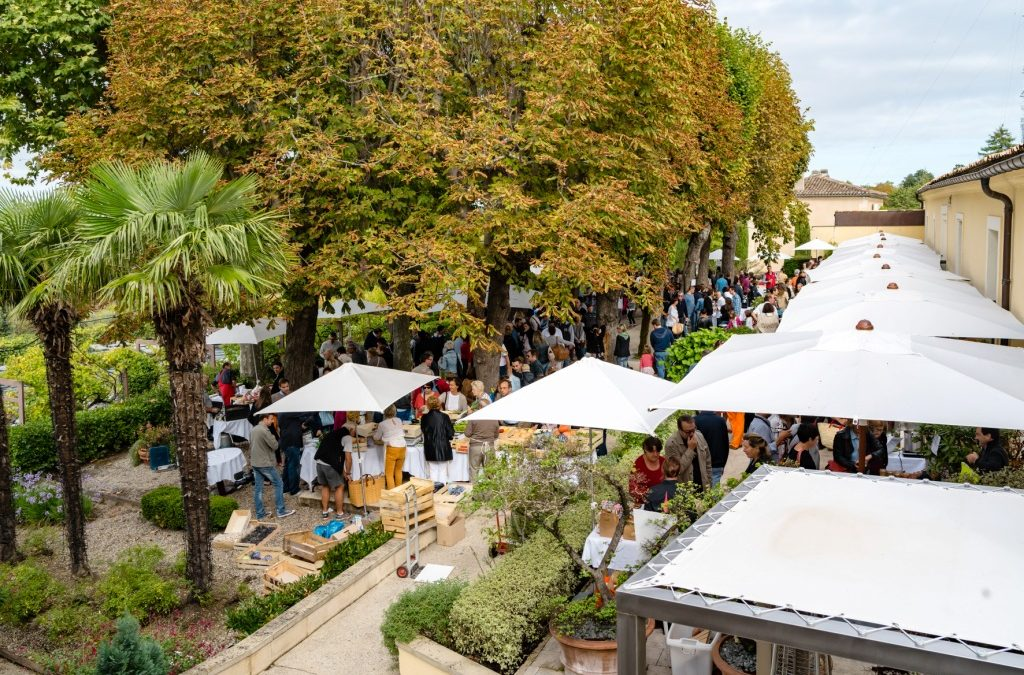 Le Saint James Hotel announces final Producers' Market of 2017