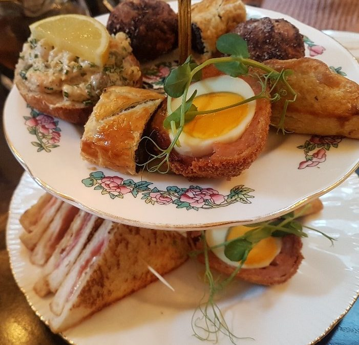 Enjoy afternoon tea with a twist this Mother's Day at The Courthouse, Cheshire