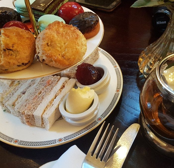 Food bloggers join us for afternoon tea at The Courthouse, Knutsford – 10th March