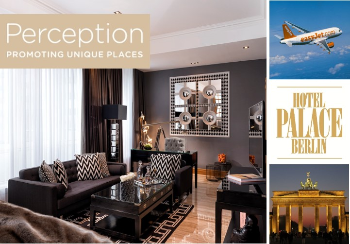 Event planners educational famtrip to Hotel Palace, Berlin with Perception – Sunday 17th June