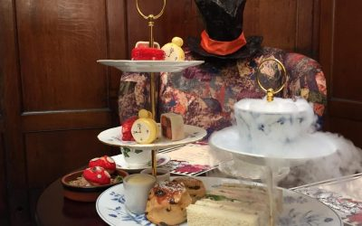 Mad-Hatters-Afternoon-Tea-400x250 The Courthouse, Cheshire