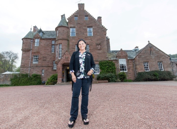 Celebrate the new season of Outlander at Cringletie House, Peebles