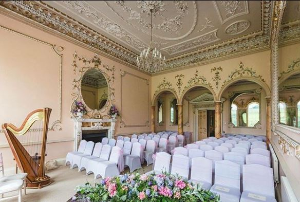 Nanteos Mansion shortlisted for the 2019 Welsh Wedding Awards