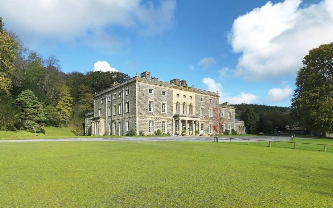 Indulge in some traditional Welsh spooning this Valentine's Day at Nanteos Mansion